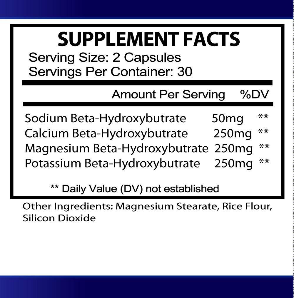 Keto Diet Pills**6 Month Supply**
