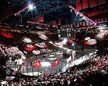 "Joe Louis Arena Detroit Red Wings NHL Stadium Photo (Size: 8"" x 10"")"
