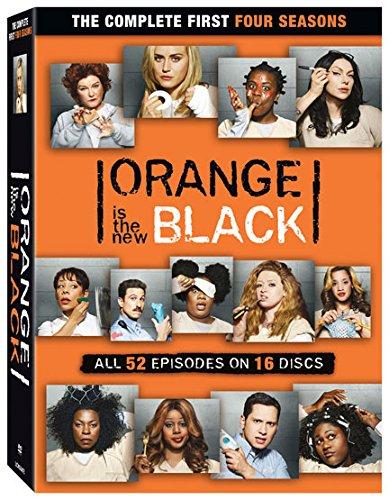 Orange Is The New Black S1-4 (Orange Is The New Black Box Set)