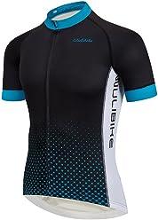 Lo.gas Pro Team Cycling Jersey Men Short Sleeve Black Bib Shorts a3218016b