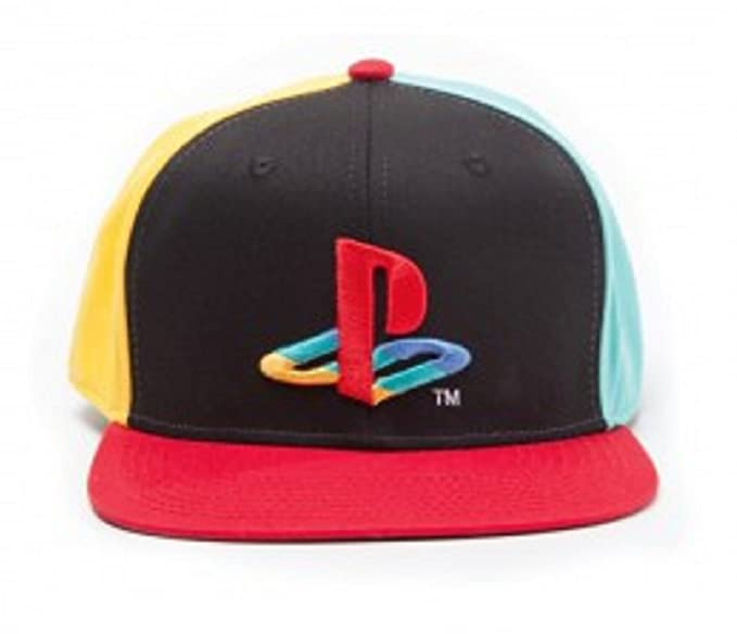 Image Unavailable. Image not available for. Color  Playstation Baseball Cap  Original Logo Official Snapback Black 00617f829ddb
