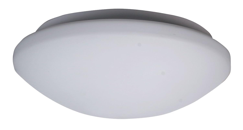 Plafoniera Esterno Con Crepuscolare : Hq el pirla lampada con sensore a microonde vetro w e