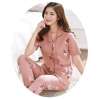 b793bddbd1db Women s Pajamas Sets Cotton Kawaii Totoro Cartoon Sleepwear Nighty ...