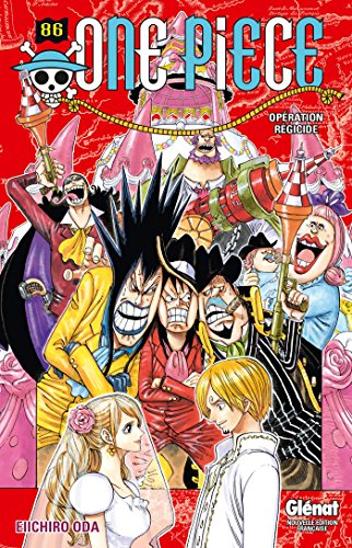 One Piece, Tome 86 :