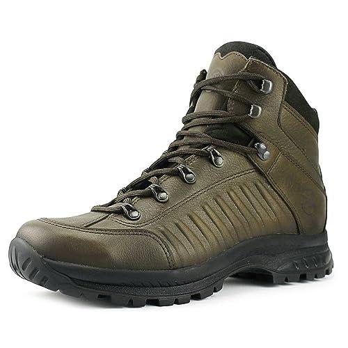 Hanwag Rotwand Bio - Zapatillas de trekking Hombre - marrón Talla 44,5 2016: Amazon.es: Zapatos y complementos