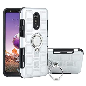 Amazon com: Mobile Phone Case Cover, Dual Layer Armor