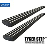 "TYGER STEP For 2009-2014 Ford F150 Supercrew Cab (4.75"" wide & 91"" Long 