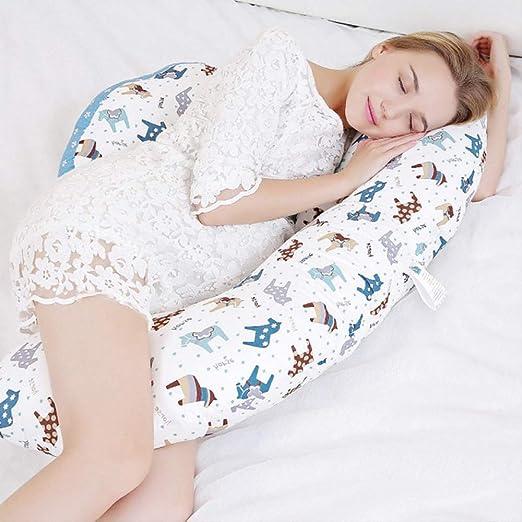 AINIYUE Almohada de Apoyo para Dormir, Almohada de Ajuste ...