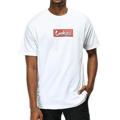 9b9dfeec5 Amazon.com: Cookies SF Berner Men's Cartegena Logo Box T Shirt: Clothing