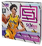 #10: 2017-18 Panini Status Basketball Hobby Box (10 Packs/6 Cards: 1 Autograph, 10 Rookies, 10 Inserts/Parallels)