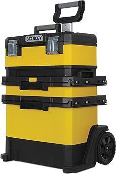 Advanced Stanley Rolling Metal y plástico taller caja de ...