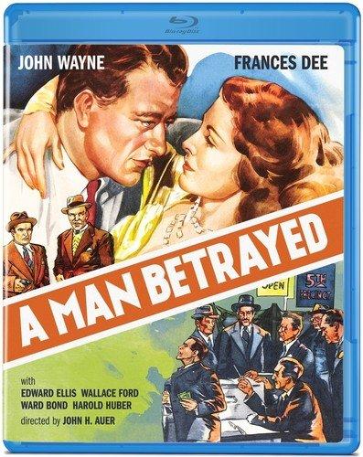 A Man Betrayed / [Blu-ray]