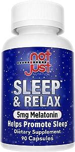 Sleep & Relax Dietary Supplement, 90count