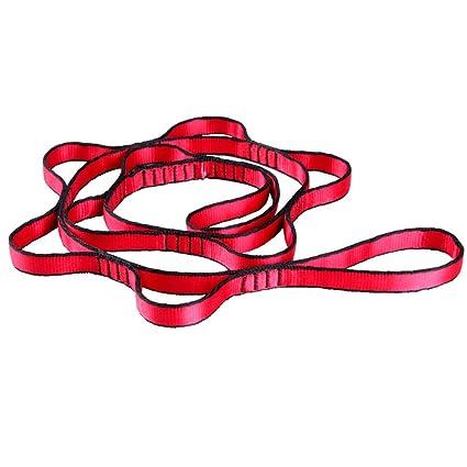 Lumpur Cuerda Margarita Nylon para Escalar con bucles Hamaca ...