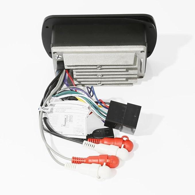 USB Reader Farbe LCD-Display /Wasser best/ändig A//V Stereo Haupteinheit Pyle patvr14/Marine Bluetooth Audio//Video Receiver/