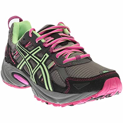 862f031400 Amazon.com | Asics Gel Venture 5 Womens Size 9 Gray Wide Sneakers Shoes |  Shoes