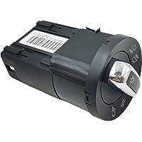 Headlight Switch Fog Lights Switch Compatible for VW Beetle Golf Jetta Passat 1C0941531A