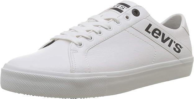 Levi's Woodward L Sneakers Weiß