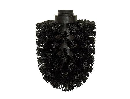 Toilet Brush Head : Ambiente bathroom range toilet brush replacement head plastic set