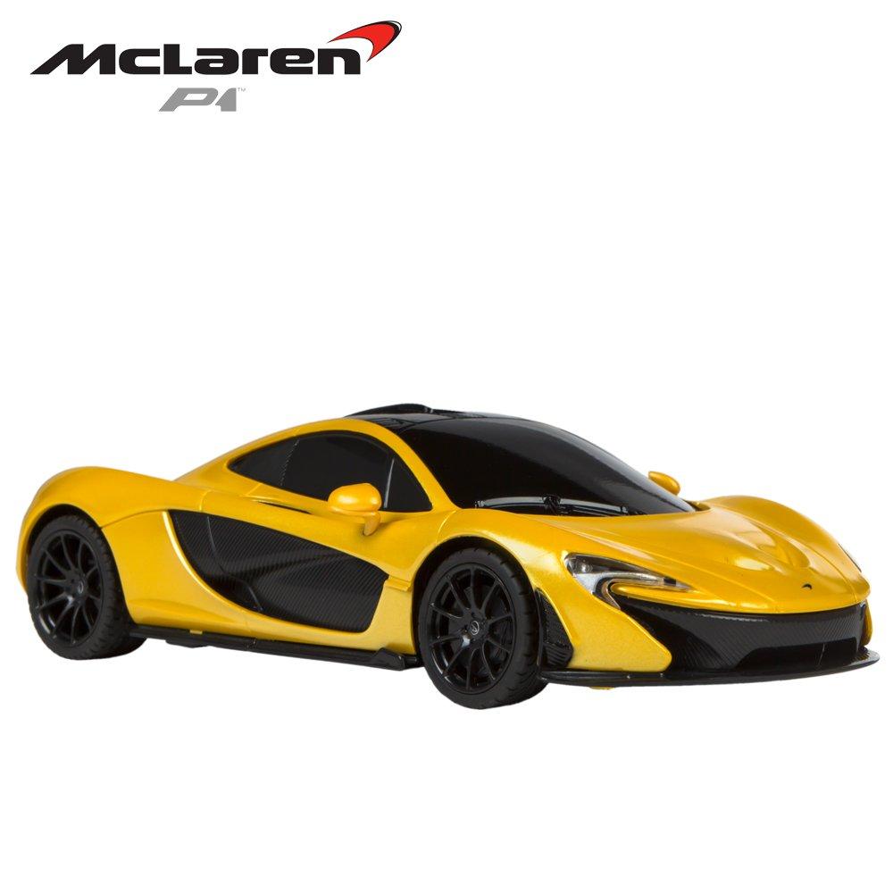 Rastar/ /RC McLaren P1/M/öven-T/üren 1:14 Schwarz