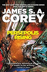 Persepolis Rising by James S.A. Corey science fiction book reviews