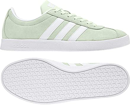 adidas VL Court 2.0, Chaussures de Fitness Femme: