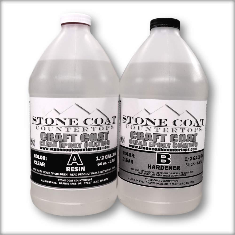 Stone Coat Countertops Craft Coat 1 Gallon Kit