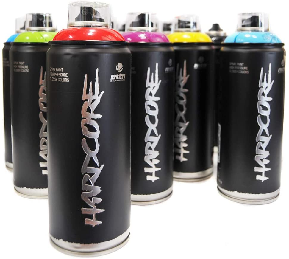 Top 5 Spray Paints For Graffiti Reviews