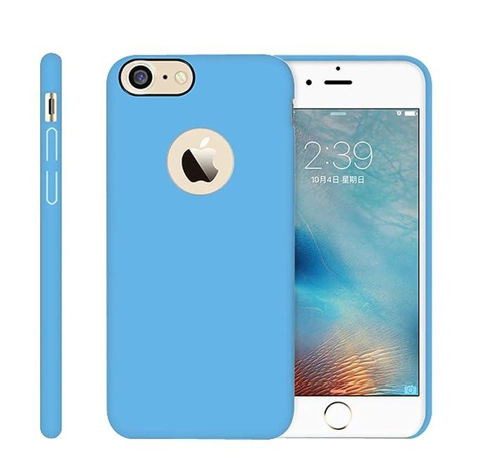 Funda iPhone 6S Carcasa iPhone 6 Ultra-Delgado Anti-Arañazos Ultra Slim Anti-Rasguño y Resistente Huellas Dactilares Totalmente… FgwdNhjHk