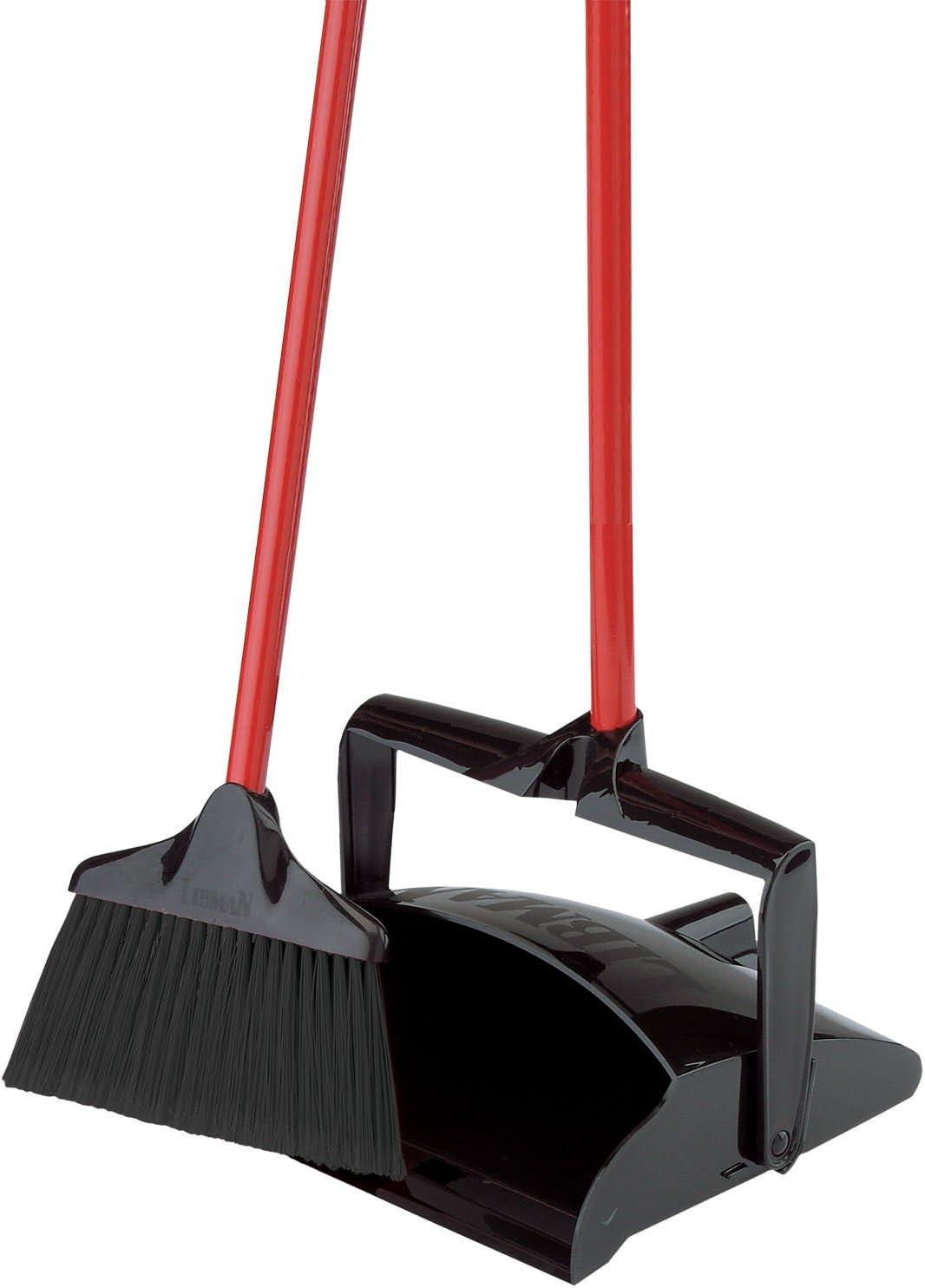 Libman 919 Lobby Broom /& Dust Pan