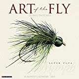 img - for Art of the Fly 2018 Wall Calendar book / textbook / text book