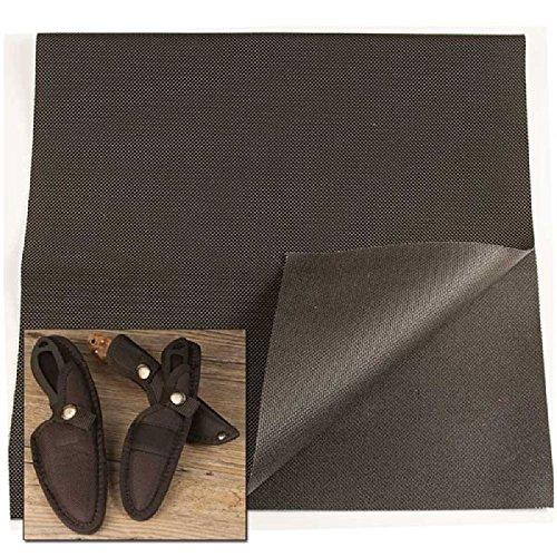 Tandy Leather 1050D Cordura Ballistic Fabric Black (Ballistic Sheath)
