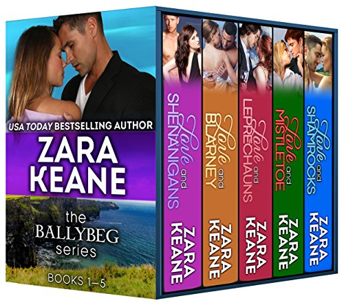 The Ballybeg Series: 5-Book Irish Small Town Contemporary Romance Boxed Set cover