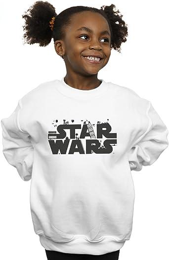 Star Wars Niñas Minimalist Logo Camisa De Entrenamiento ...