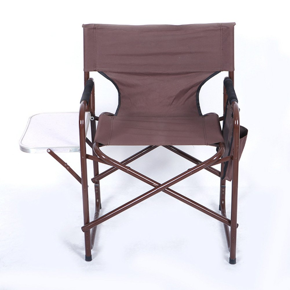 KFHSNJ Super Leichtes Falten Beach Stuhl,Outdoor Reise Sitz Portable Angeln Stuhl-A