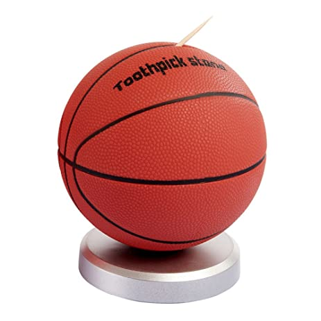 hulisen basketball shape toothpick holder color 2 - Basketball Pictures To Color 2