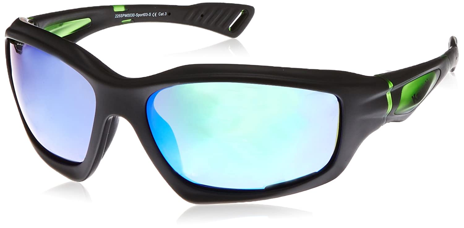 Kawasaki Chameleon Racing Motorcycle Sunglasses from Bikerworld by Kawasaki