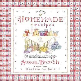 Homemade Recipes (Recipe Binder): New Seasons, Publications International Ltd., Susan Branch: 9781412776813: Amazon.com: Books