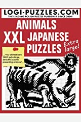 XXL Japanese Puzzles: Animals (Volume 4) Paperback