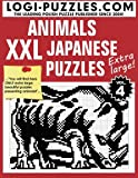 japanese number puzzles - XXL Japanese Puzzles: Animals (Volume 4)