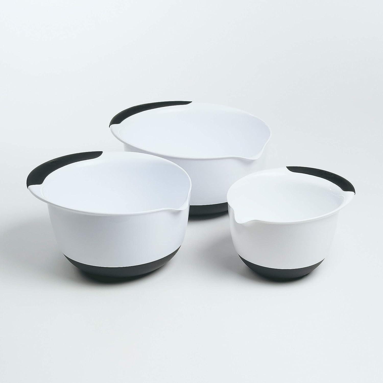 Bianco//Nero 1.4/Litri OXO Ciotola