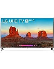 "LG Smart TV 43"" 4K 43UK6500 (Renewed)"