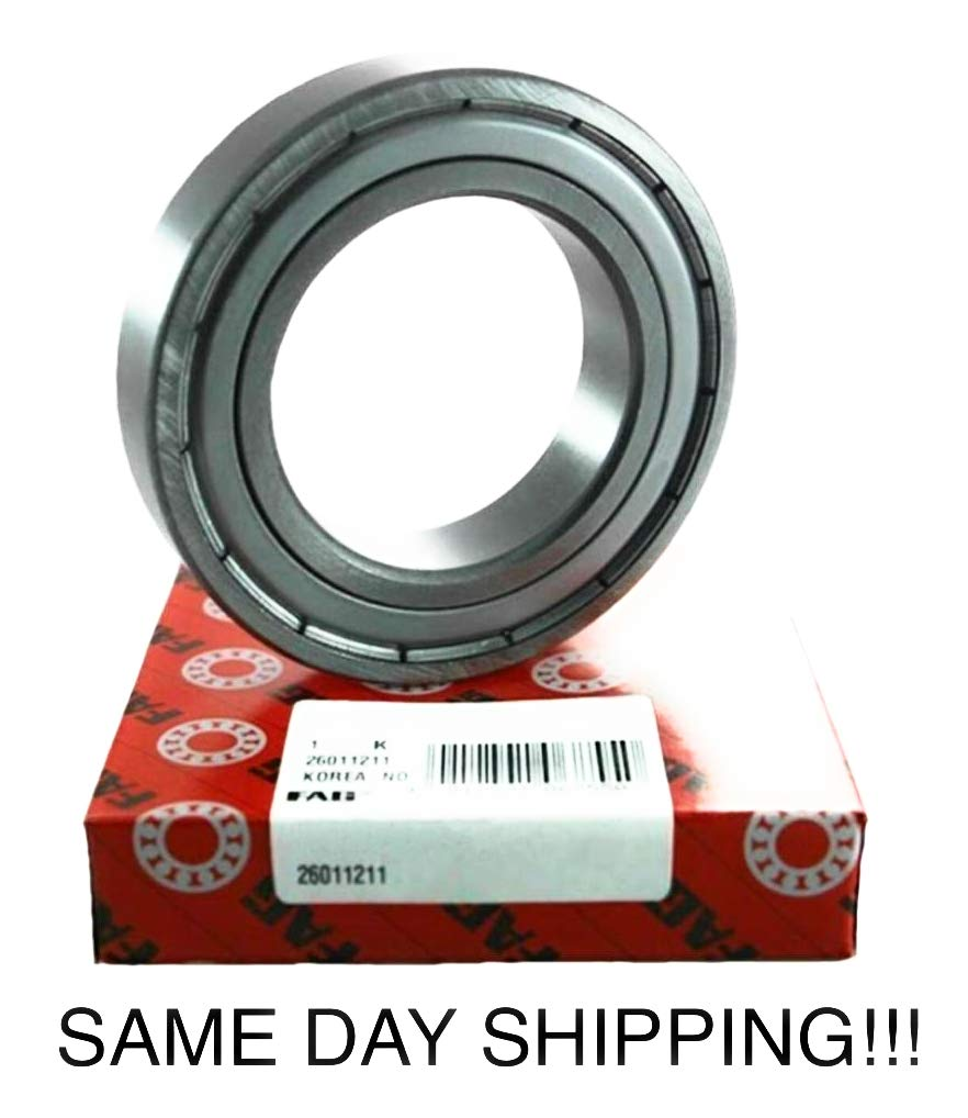 10 Ball Bearing Free Ship 6201 ZZ Z 2Z 12mm Shielded