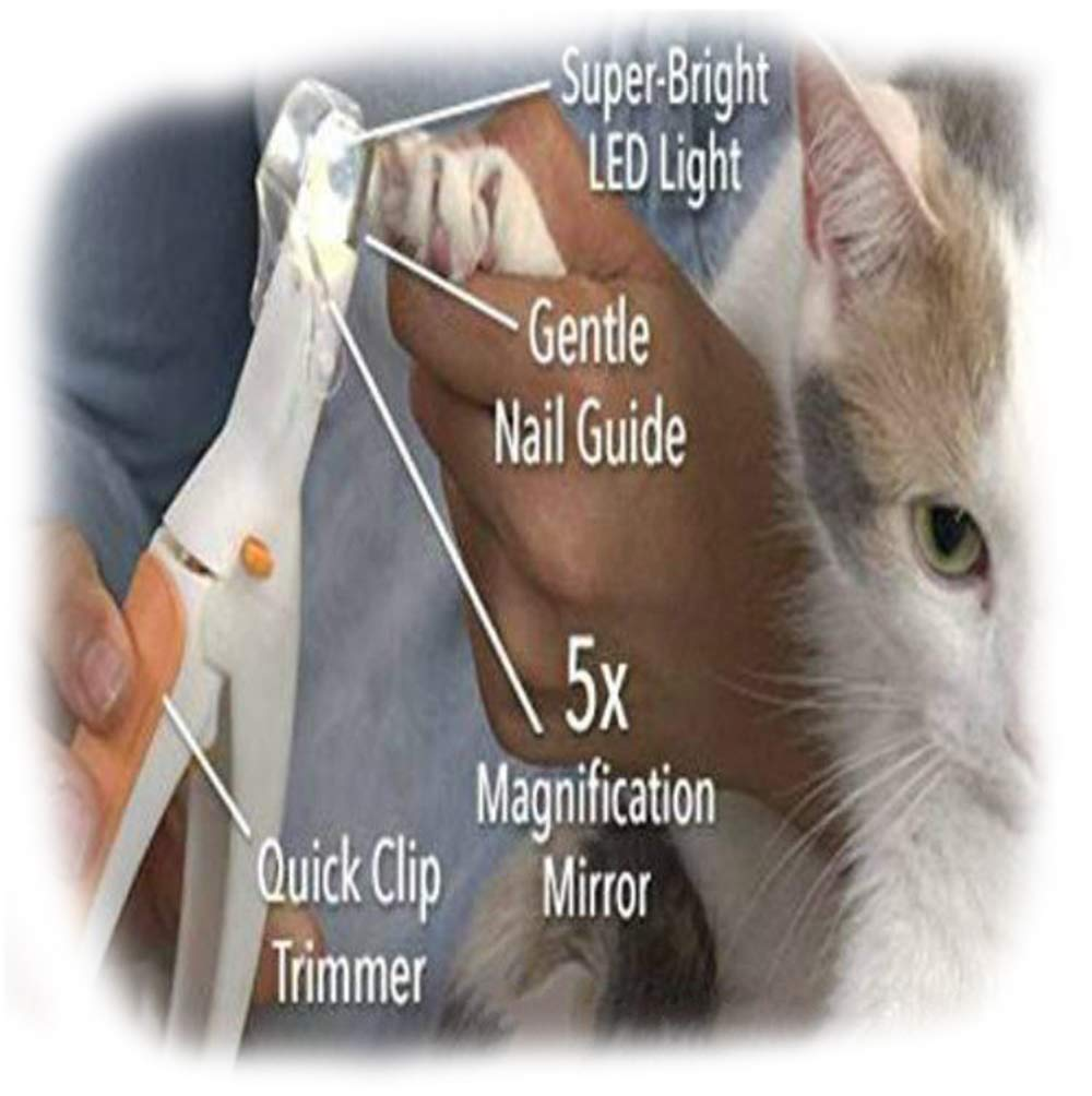 SHILEI Professional Pet Nail Trimmer Peti Care Dog Nail Clippers Grinders for Cat Dog PetiCareAAONE Size