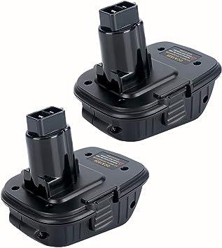 DCA1820 Battery Adapter for Dewalt 18V XRP Power Tool Convert Dewalt 20V Battery