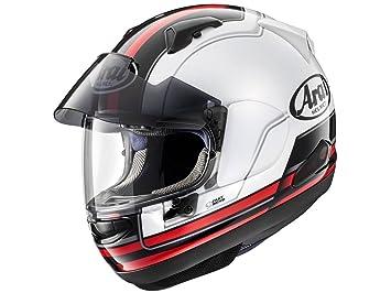Arai QV de Pro Stint Red Casco de Moto