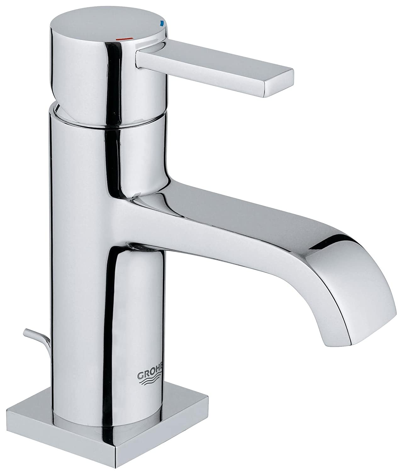 GROHE one hand-basin-mixer Allure 32757 DN15 28mm cartridge EcoJoy ...