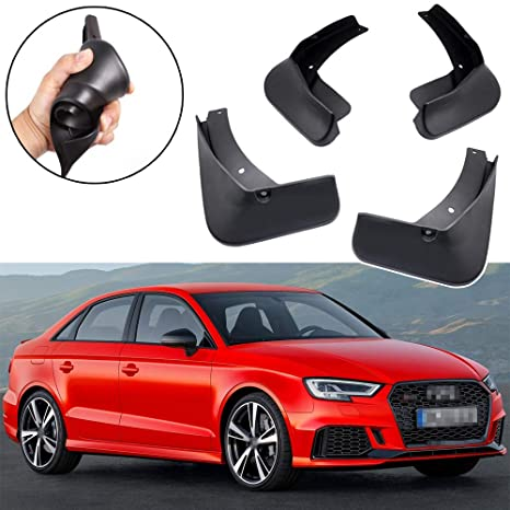 Amazon com: SPEEDLONG 4Pcs Car Mud Flaps Splash Guards