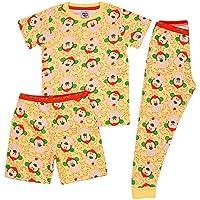 Conjunto Pijama Curto 3 Peças, TipTop, Meninos
