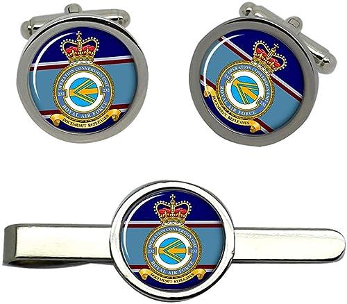 Giftshop UK 232 Ocu, RAF Gemelos y Corbata Clip Set: Amazon.es ...